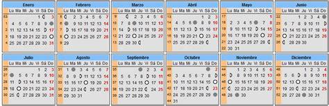 Calendario 9 Lunas Embarazo Calendario Lunar Embarazo 2016 Calendarios De Embarazo
