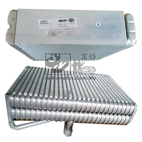 Evaporator Evap Cooling Coil Ac Proton Exora Ori Newbaru volvo s80 air cond cooling coil evaporator