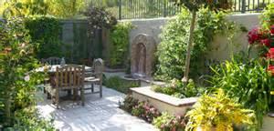 Southwestern Style House Plans mediterranean garden design