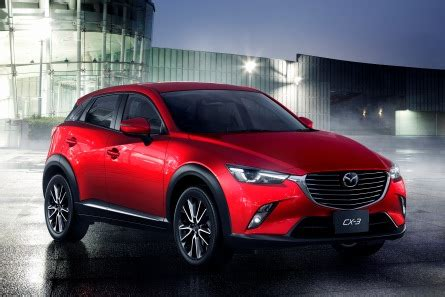what country makes mazda cars 2016 mazda cx 3 mazda makes its move on the subcompact