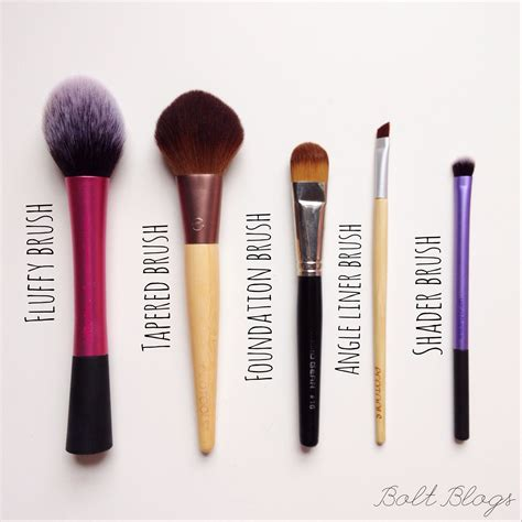 13 Best Make Up Brushes by Top 5 Makeup Brushes Bolt Blogs