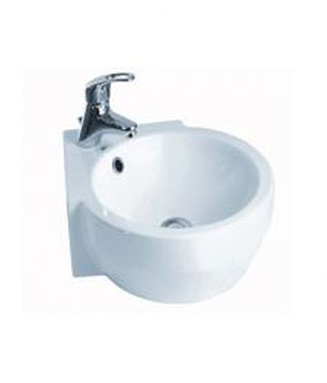 parryware bathtub buy parryware alcove basin c846c online at low price in