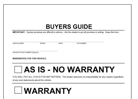 Related Keywords Suggestions For No Warranty Vehicle Bill Of Sale No Warranty Template