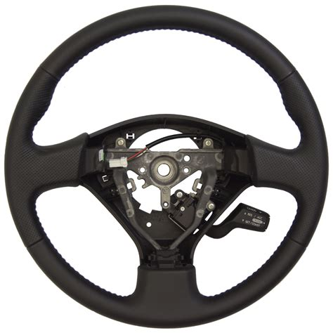 subaru steering wheel 2007 subaru legacy outback steering wheel black leather