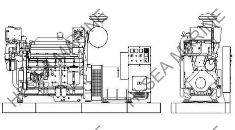 what to draw generator mwm marine diesel generator set mwm marine diesel