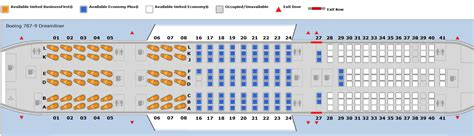 seat map dreamliner 5 best images of boeing 787 8 dreamliner seat chart