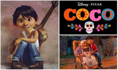 coco pelicula completa coco un ni 241 o mexicano ser 225 el nuevo protagonista de pixar