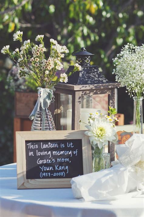 Serving At Your Wedding Our One 2 by In Memory Honoring A Lost Loved One On Your Wedding Day