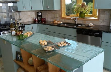 kitchen countertop design ideas simple ideas to change your kitchen with glass