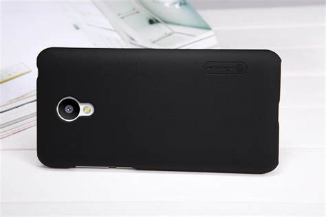 Casing Meizu M2 Nillkin Frosted Shield Back Cover nillkin frosted shield cover for meizu m2 mini