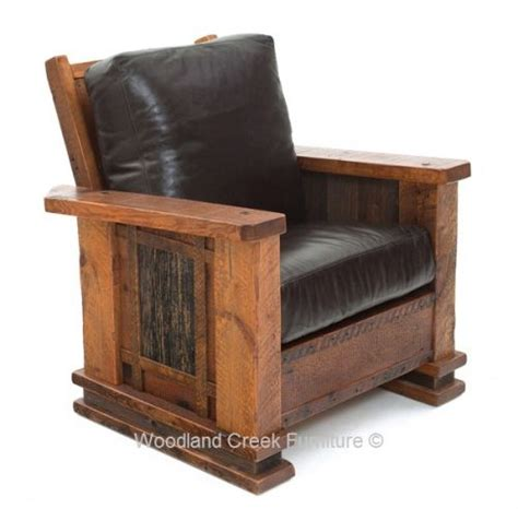 mountain lodge style rustic chair available at woodland creek furniture rustic upholstered