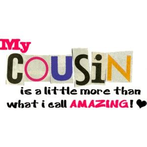 cusion brother quotes about being cousins quotesgram