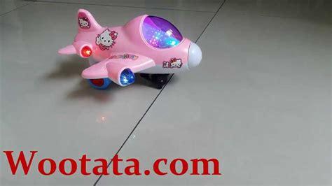 Mainan Been 10 mainan pesawat anak hello