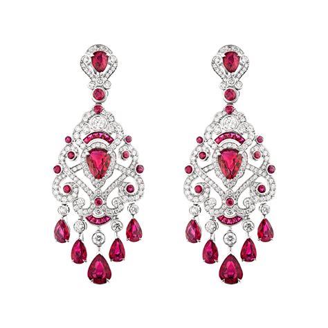 ruby jewelry faberg 233 regalia ruby earrings faberg 233 ruby