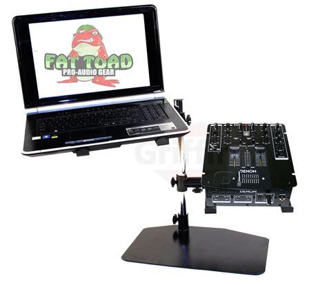 Laptop Rack by Dj Pa Mixer Laptop Cd Studio Rack Mount Stand Pc Table Top Work Station Ebay