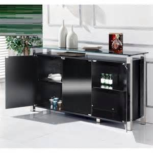 Tall Sideboard Cabinet Buy Glass Sideboards Furniture In Fashion