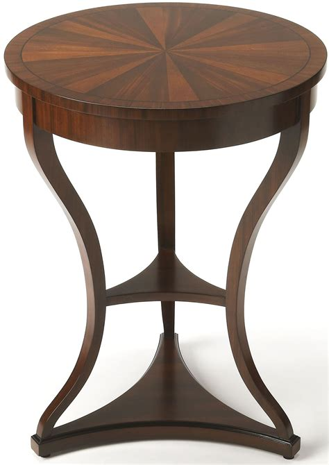 mahogany accent table salma mahogany end table from butler coleman furniture
