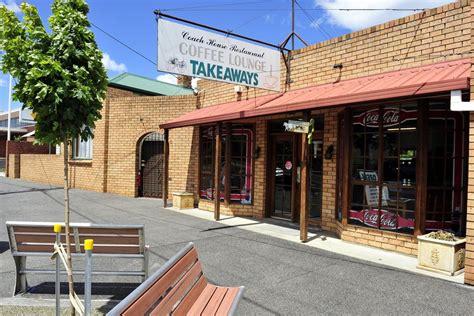 Coach House Restaurant by St Marys East Coast Tasmania