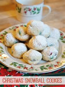 easy homemade christmas snowball cookies recipe the rebel chick