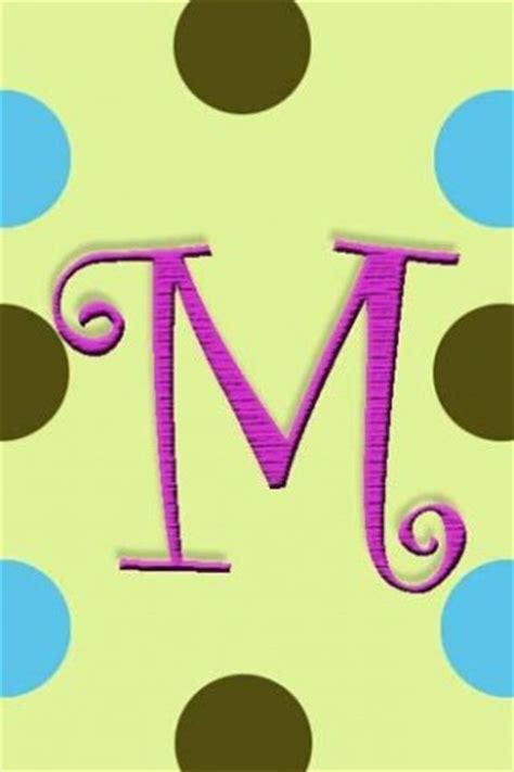Monogram M Live Wallpaperk Caseiphone Semua Hp 8 best images of letter m monogram desktop wallpaper desktop wallpaper with monogram m