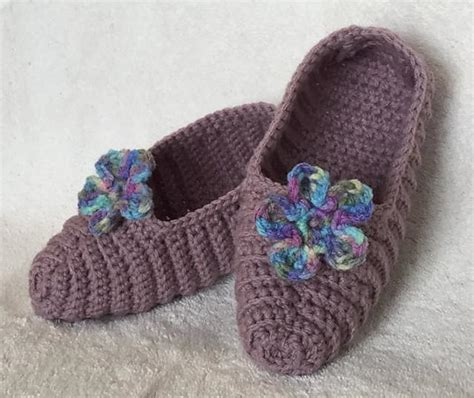 crochet slippers patterns crocheted ribbed slippers crochet pattern by janis frank