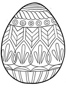 easter eggs to color free printable easter egg coloring pages for
