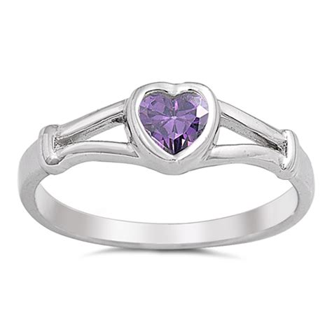 promise ring new 925 sterling silver band