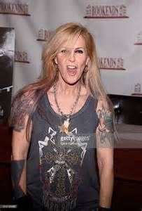 Lita Ford Lita Ford Signs Copies Of Quot Like A Runaway A Memoir