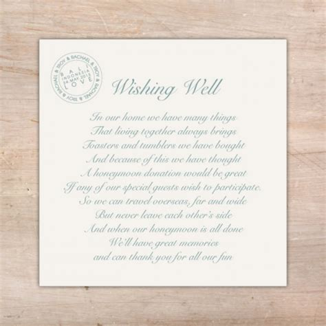 wedding invitations wishing well cards destination wedding invitations flamingo