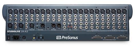 Harga Mixer Yamaha 24 Channel presonus 24 channel digital mixer with 24 mic pre s