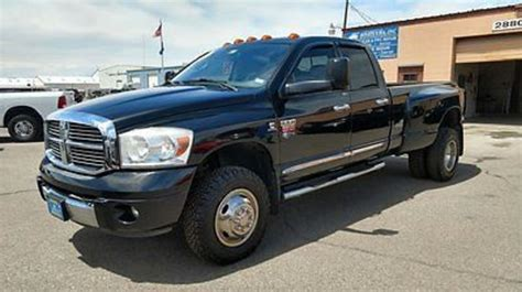 2008 dodge 3500 dually for sale dodge ram 3500 dually for sale used cars on buysellsearch
