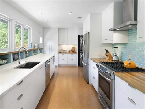 galley kitchen cabinets 12 amazing galley kitchen design ideas and layouts