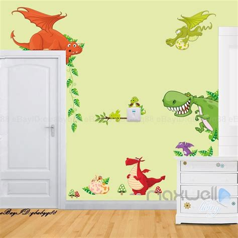 world wall decals removable stickers boy