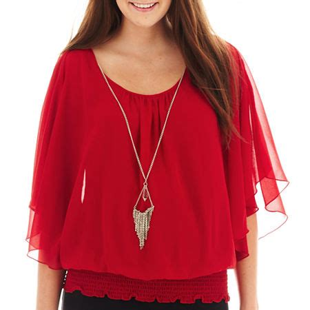 Atasan Blouse Chic Plus Necklace Y 5 ways to get that boho chic style