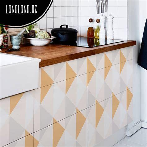 casas cocinas mueble muebles de cocina de colores nuevos vinilos de dise 241 o para la decoraci 243 n de cocinas