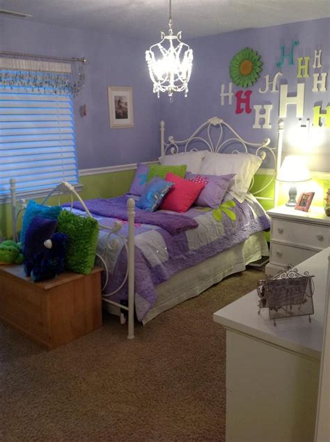 Purple Rooms Green by 17 Best Images About Khloes Room On Green