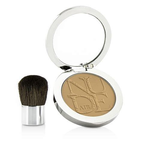 Diorskin Air Powder Include Kabuki Brush diorskin air healthy glow invisible powder with kabuki brush 030 medium beige