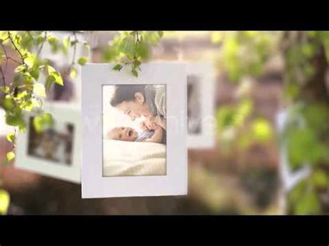 templates after effects free wedding nature gallery after effects template youtube