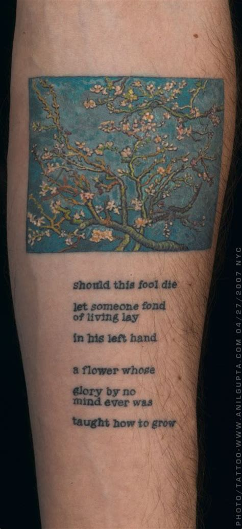 van gogh tattoo 25 best ideas about gogh on starry