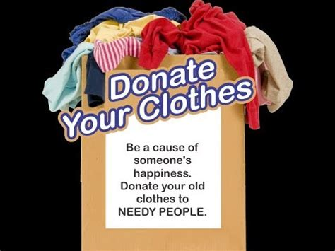where can i donate clothes clothes donation