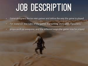 game design description video game design by kole phankhaysy