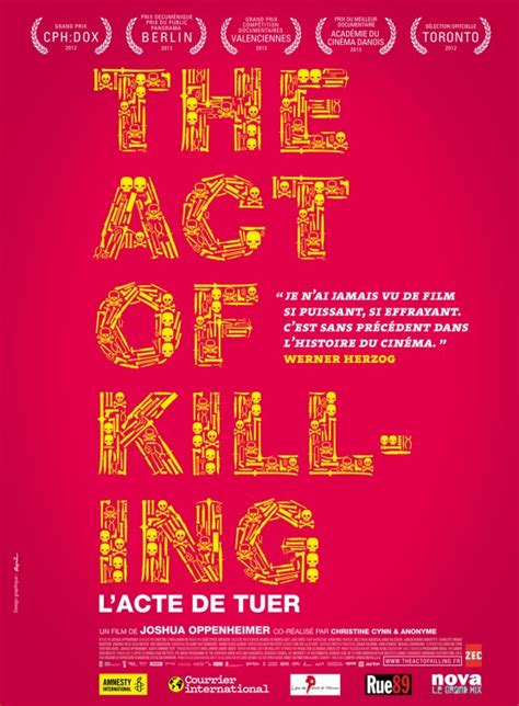 the act of killing 2012 imdb the act of killing movie poster 2 of 3 imp awards