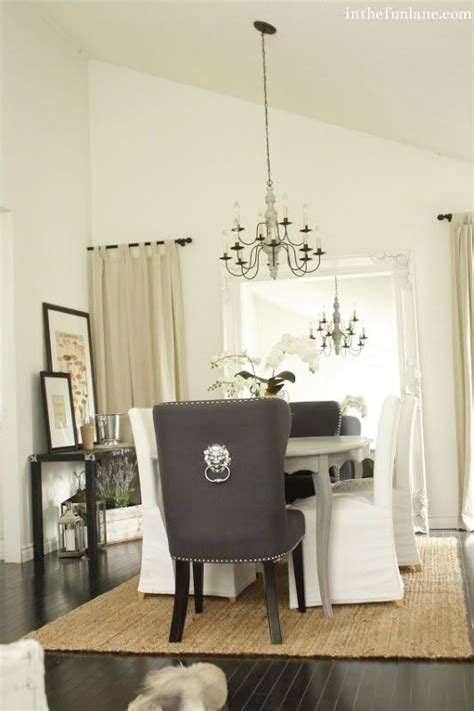 Dining Room Chairs With Knocker On Back The Idea Of Using A Door Knocker On The Back Of