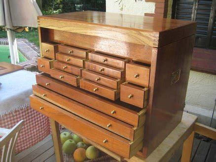 Plans To Build Wooden Machinist Tool Chest Plans Free Pdf