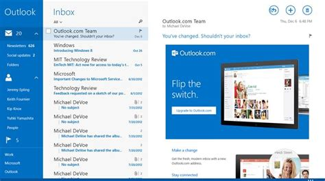 Office 365 Mail App Windows 10 Microsoft Details The Outlook Mail App For Windows 8 1