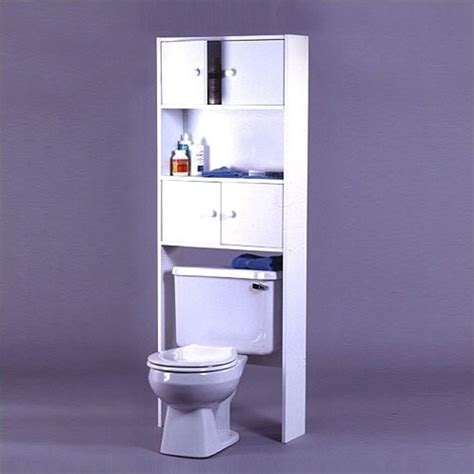 Bathroom Space Saver Furniture Collection 4 Door Space Saver Shelf Modern Bathroom Cabinets And Shelves By Wayfair