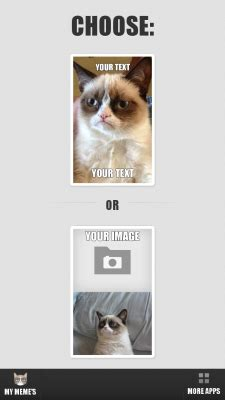 Create A Grumpy Cat Meme - create meme angry cat image memes at relatably com