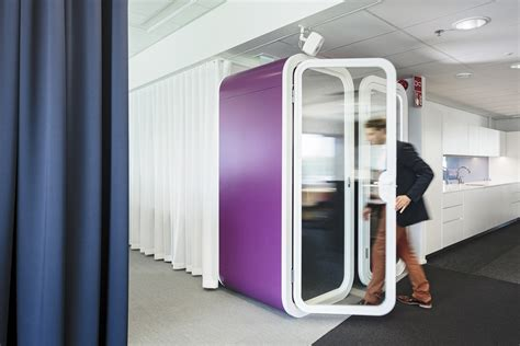 design management finland framery phone booths mix finnish design and engineering