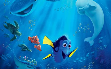 disney pixar finding dory wallpapers hd wallpapers id