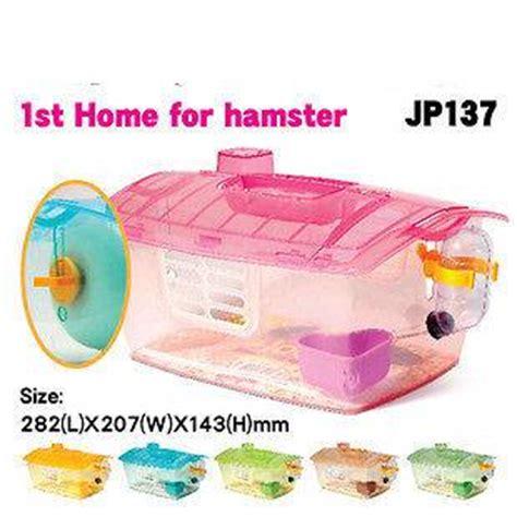 Jolly Eskimo House For Hamster hamster gerbil mouse cage habitat pet crittertrail 3